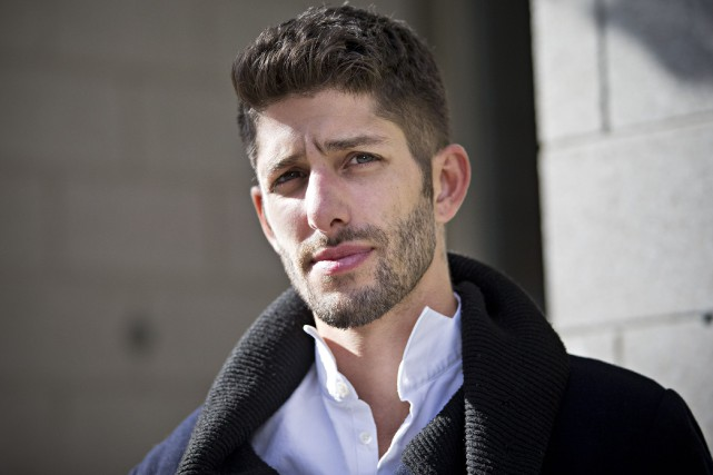 Natif de Shawinigan, Daniel Mélançon a été témoin... (La Presse photo Patrick Sanfacon)