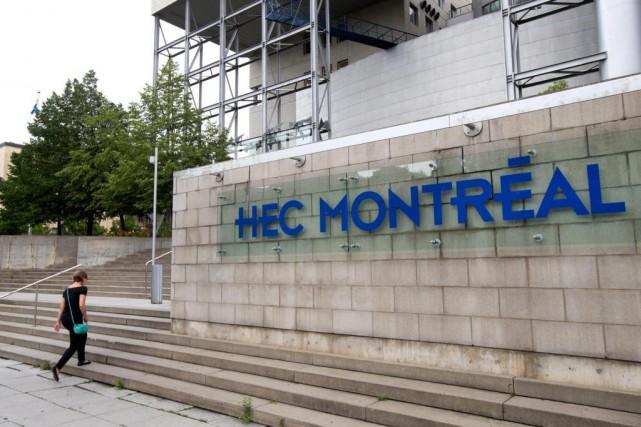 Le nouveau projet de HEC Montréal va bonifier... (PHOTO ROBERT SKINNER, ARCHIVES LA PRESSE)
