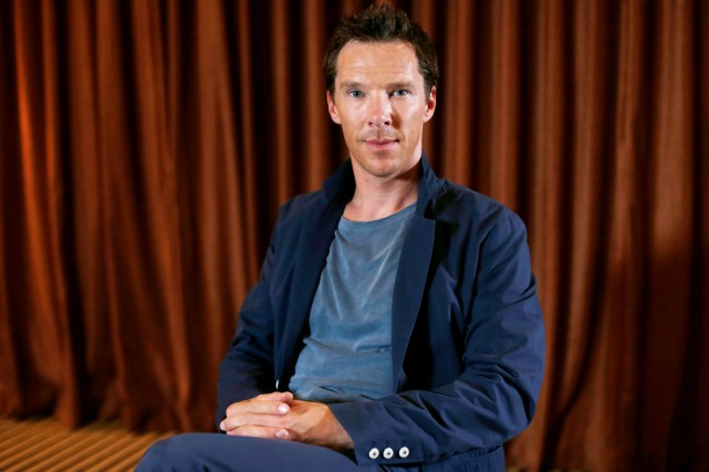 Benedict Cumberbatch incarne Doctor Strange dans le film... (PHOTO REUTERS)