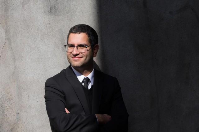 L'auteur Alain Farah... (Photo Ivanoh Demers, La Presse)