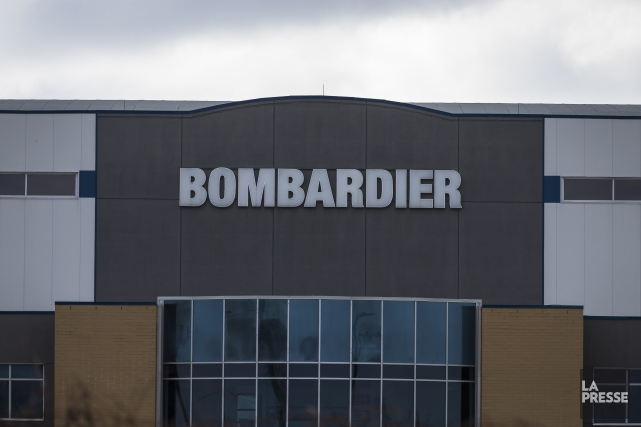 Bombardier a reconnu que sa performance avait déçu... (La Presse)
