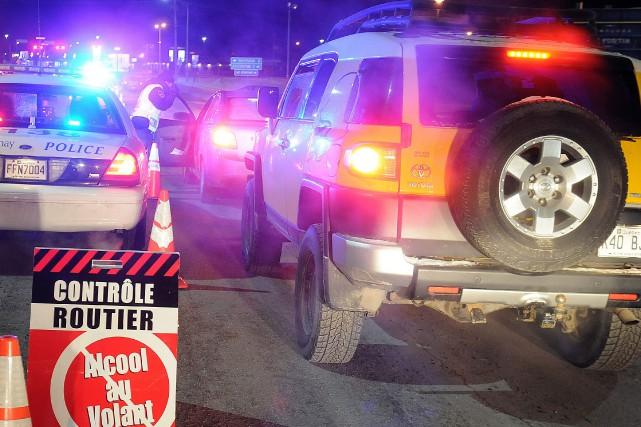 Une femme de Saint-Nazaire est acquittée d'avoir conduit son véhicule en état... (Archives Le Quotidien, Rocket Lavoie)