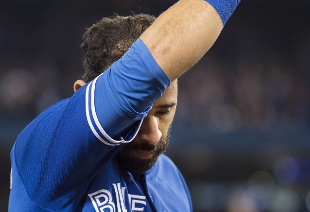 Jose Bautista pourrait ne pas être de retour,... (Nathan Denette, La Presse canadienne)