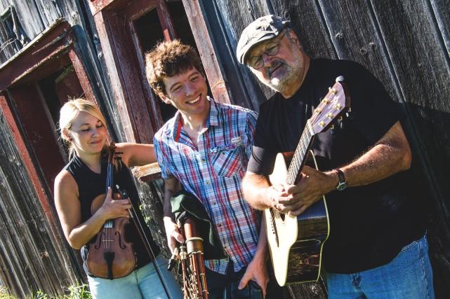 Le Sophie Fiachra Trio... (Photo courtoisie)