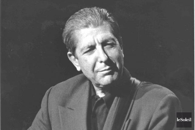 Leonard Cohen... (Archives Le Soleil)