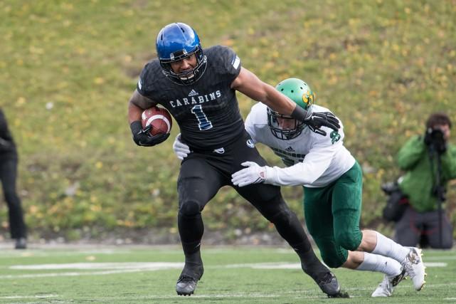 La saison du Vert & Or de l'Université de Sherbrooke ne tient que par un fil....