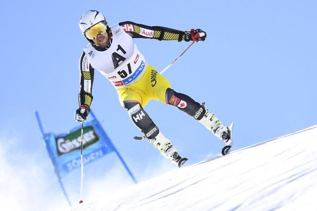 Dustin Cook voudra faire mieux à sa prochaine... (Joe Klamar, AFP)