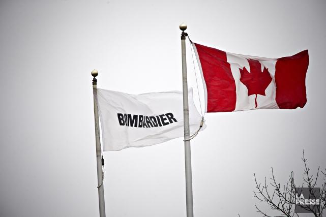 Bombardier vient d'annoncer l'abolition de 7500emplois, dont 1500 au Québec.... (Archives La Presse, Patrick Sanfacon)
