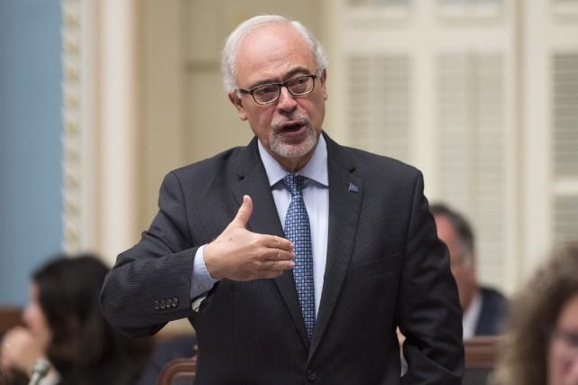 Des réinvestissements dans les services directs à la... (La Presse canadienne, Jacques Boissinot)