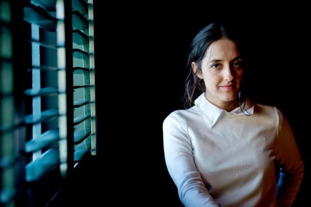 Marie-Pierre Arthur nous raconte l'histoire de Rien à... (Photo Marco Campanozzi, archives La Presse)
