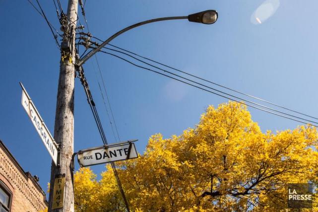 Les Italo-Montréalais ont de bonnes adresses à faire... (PHOTO OLIVIER PONTBRIAND, LA PRESSE)