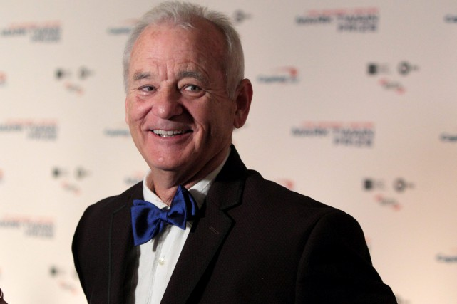 Bill Murray... (Photo Owen Sweeney/Invision/AP)