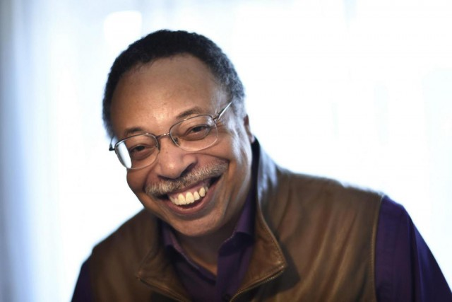 George Elliott Clarke est le septième poète officiel du... (Photo Fred Lum, fournie par The Globe and Mail)