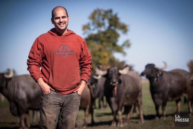 Depuis sept ans, Jason Fuoco produit le Fuoco,... (PHOTO OLIVIER JEAN, LA PRESSE)