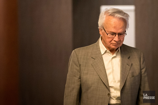 Jacques Corriveau est accusé de trafic d'influence, blanchiment d'argent... (PHOTO IVANOH DEMERS, ARCHIVES LA PRESSE)