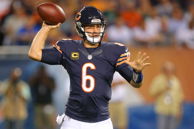 Jay Cutler... (Photo Dennis Wierzbicki, USA Today Sports)