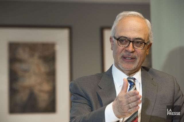 Le ministre des Finances présentera mardi la mise... (PHOTO HUGO-SEBASTIEN AUBERT, archives LA PRESSE)