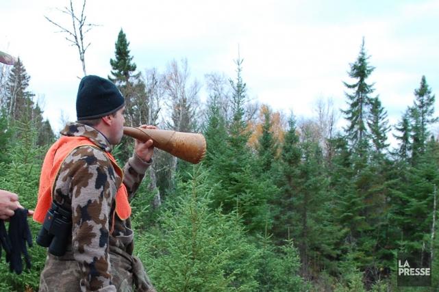 En ce début de la saison de la chasse, la Sûreté du Québec lance un appel à la... (Archives La Presse)