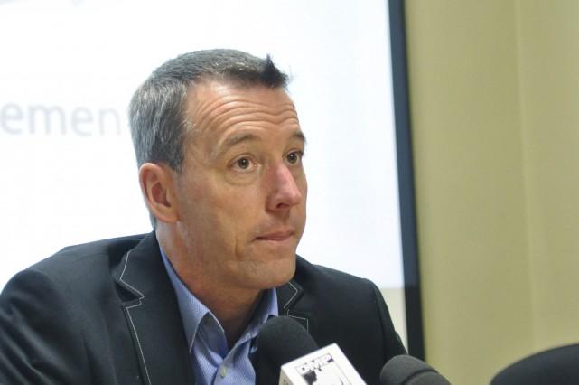 Luc Arvisais, directeur de la division de développement... (Archives Le Nouvelliste)