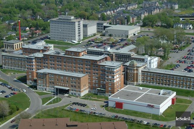 À l'Institut universitaire de cardiologie et de pneumologie... (Photothèque Le Soleil)