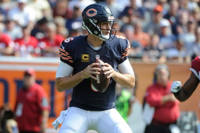 Jay Cutler sera de retour au jeu contre... (tirée de NFL.com)