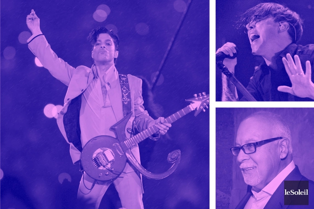 Deux albums posthumes pour Prince, dont un inédit (Infographie Le Soleil)