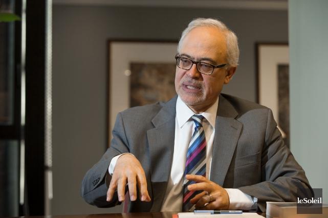Le ministre des Finances du Québec, Carlos Leitão... (Photothèque Le Soleil)
