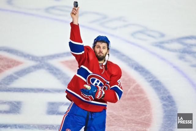 Alexander Radulov a été nommé la première étoile... (Photo André Pichette, La Presse)