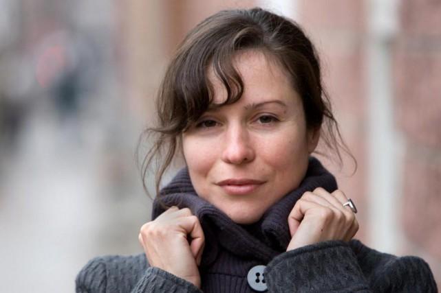 Dominique Fortier recevra le Prix littéraire du gouverneur... (Archives,La Presse)