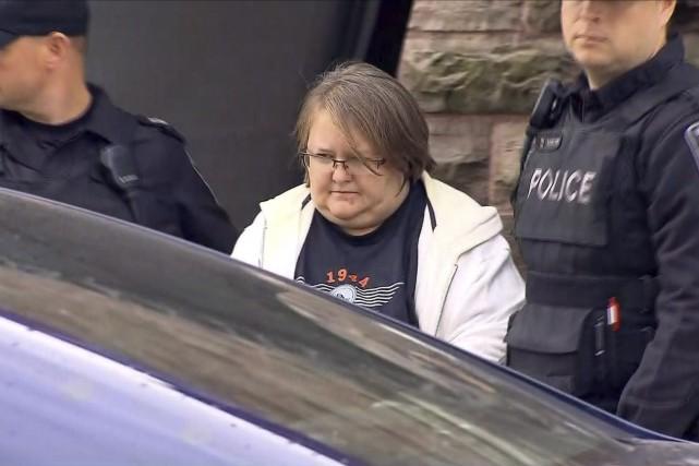 Elizabeth Tracey Mae Wettlaufer a été accusée mardi... (La Presse canadienne, HO-Citynews Toronto)