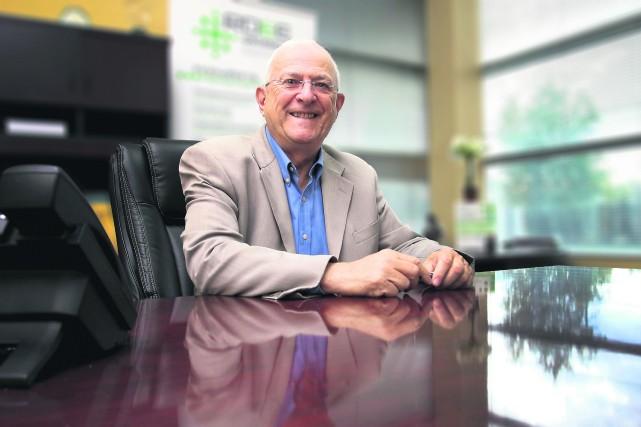 Le directeur général du RDÉE Ontario, Pierre Tessier... (Patrick Woodbury, LeDroit)