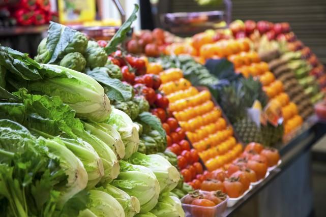 Il faut bien comprendre qu'une politique agroalimentaire revêt... (123RF)