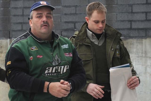 Yvan Branconnier a été reconnu coupable du meurtre... (Sylvain Mayer, Le Nouvelliste)