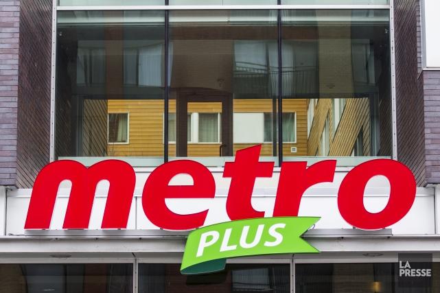 Après avoir annoncé ses couleurs plus tôt cette année, Metro emboîte le pas à... (La Presse archives, Édouard Plante-Fréchette)