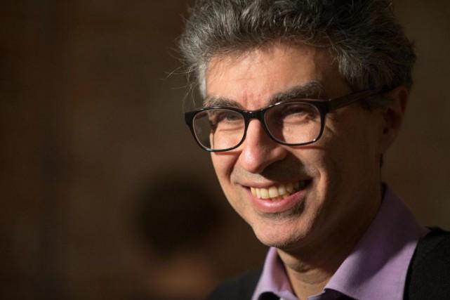 Le chercheur de l'Université de Montréal Yoshua Bengio... (PHOTO OLIVIER JEAN, LA PRESSE)
