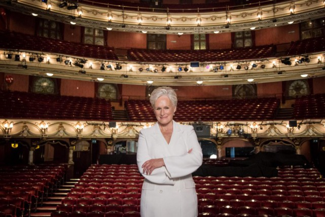 Glenn Close reprendra le rôle de Norma Desmond... (PHOTO VIANNEY LE CAER, ASSOCIATED PRESS)