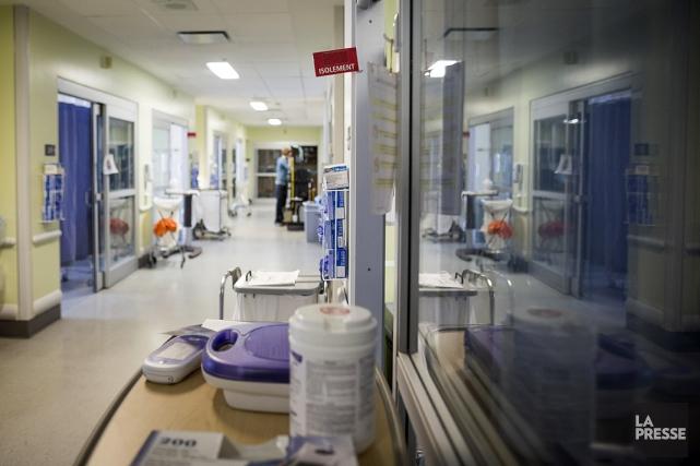 Les patients les plus à risque sont ceux... (Archives La Presse)