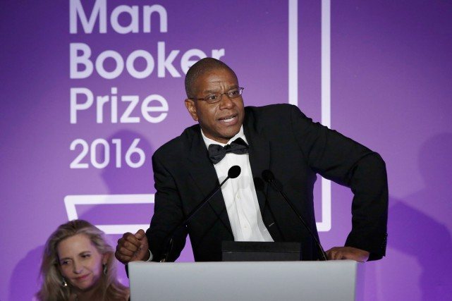 Paul Beatty a remporté le prestigieux Man Booker... (PHOTO REUTERS)