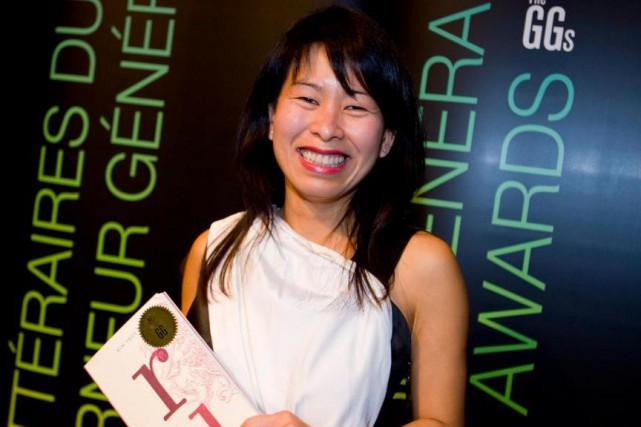 Il y a six ans, Kim Thúya remporté... (PHOTO ARCHIVES LA PRESSE CANADIENNE)