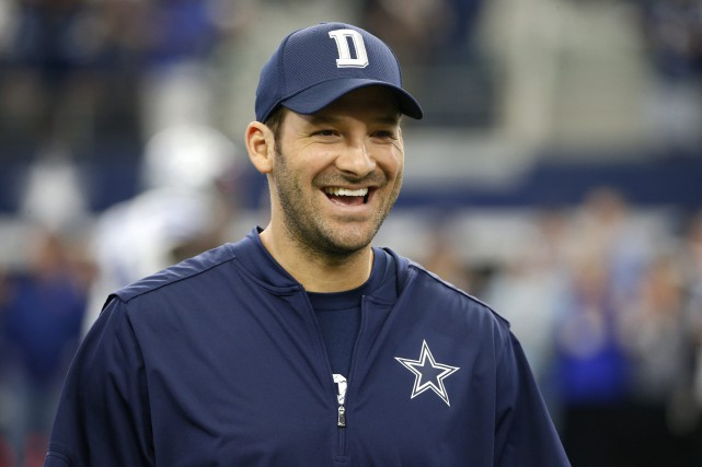 Tony Romo... (Photo Ron Jenkins, AP)