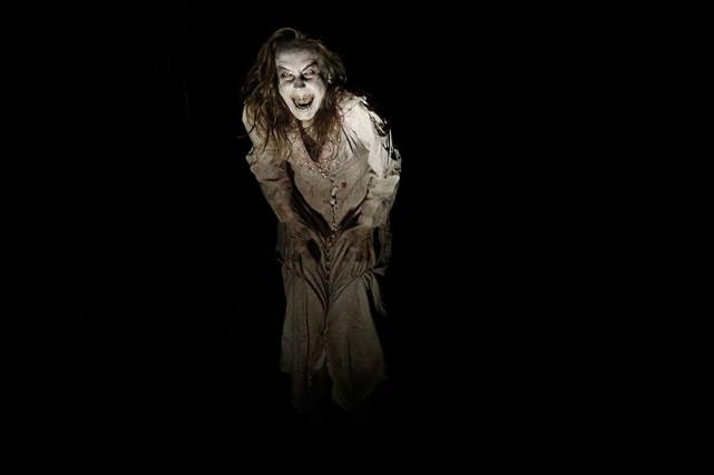 En septembre et octobre, les acteurs de la... (Scarehouse.com)