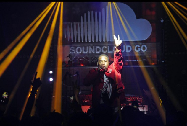 Le rappeur A$AP Ferg a participé au lancement... (Photo Diane Bondareff, Associated Press)
