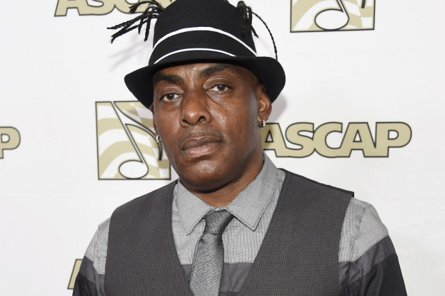 Coolio, en 2015.... (Photo Chris Pizzello, archives Invision/Associated Press)