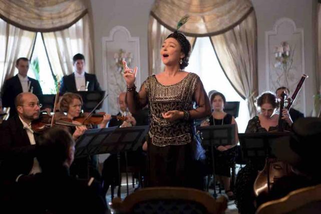 Catherine Frotlivre la plus émouvante prestation de sa... (Fournie par les Films Séville)