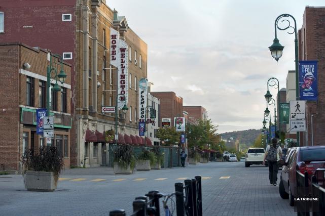 La Ville de Sherbrooke dévoilait récemment les grandes lignes de Well inc., un... (La Tribune archives, Jessica Garneau)