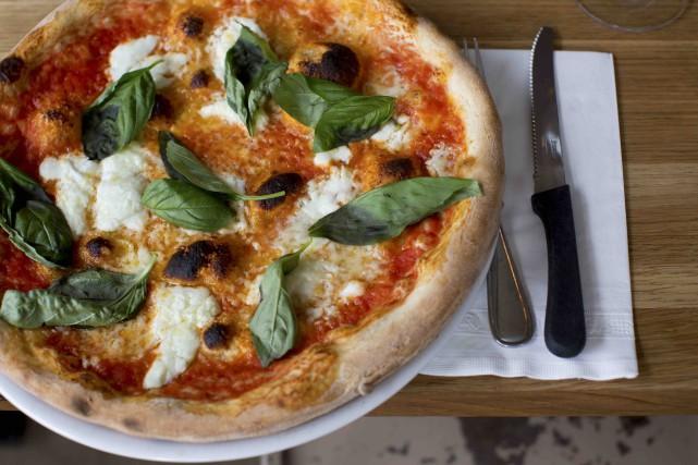 Chez GEMA, la pizzeria deStefano Faita et Michele... (Courtoisie)