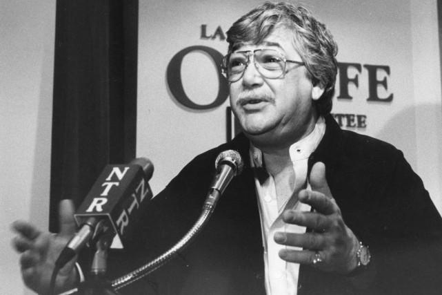 Le réalisateur et producteurRichard Martin est mort mardi.... (Photo Archives La Presse)