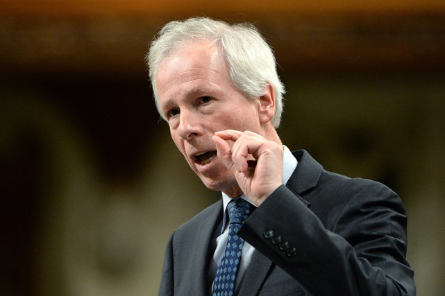 Le ministre canadien des Affaires étrangères, Stéphane Dion.... (Photo archives La Presse Canadienne)