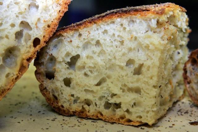 La recette de pain sans pétrissage duNewYorkTimes est... (PHOTO RUBY WASHINGTON, THENEWYORKTIMES)