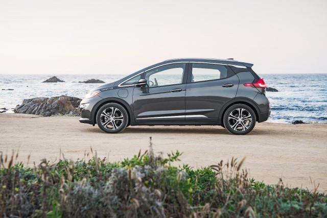 GM ne divulgue pas ses prédictions de ventes de sa nouvelle Chevrolet Bolt tout...